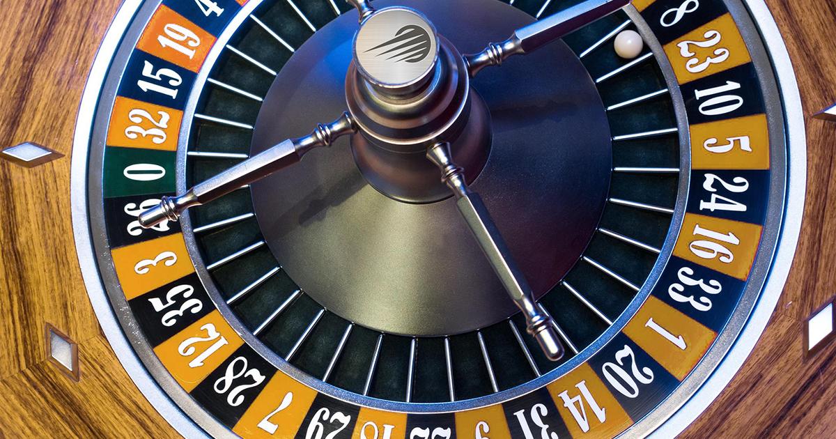 Banner-roulette
