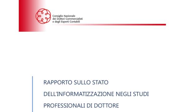 informatizzazione cndcec 2011