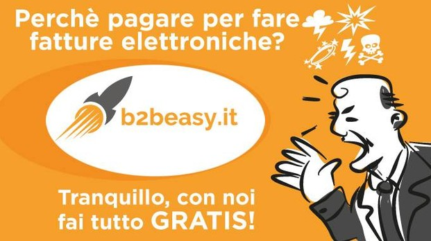 b2beasy fattura elettronica gratis
